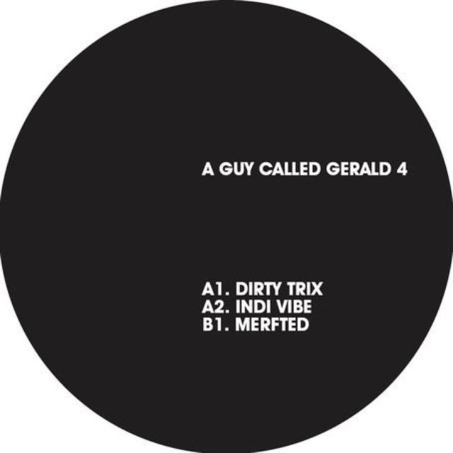 A Guy Called Gerald TRONIC JAZZ: THE BERLIN SESSIONS 4 Vinyl Record