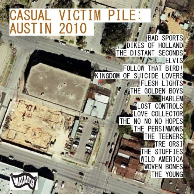 Casual Victim Pile: Austin 2010 / Various