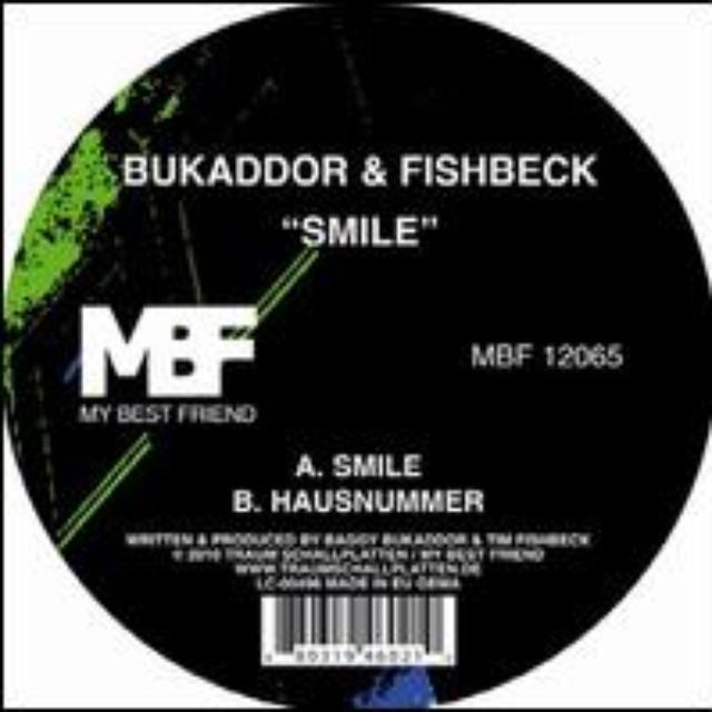 Bukaddor & Fishbeck SMILE Vinyl Record