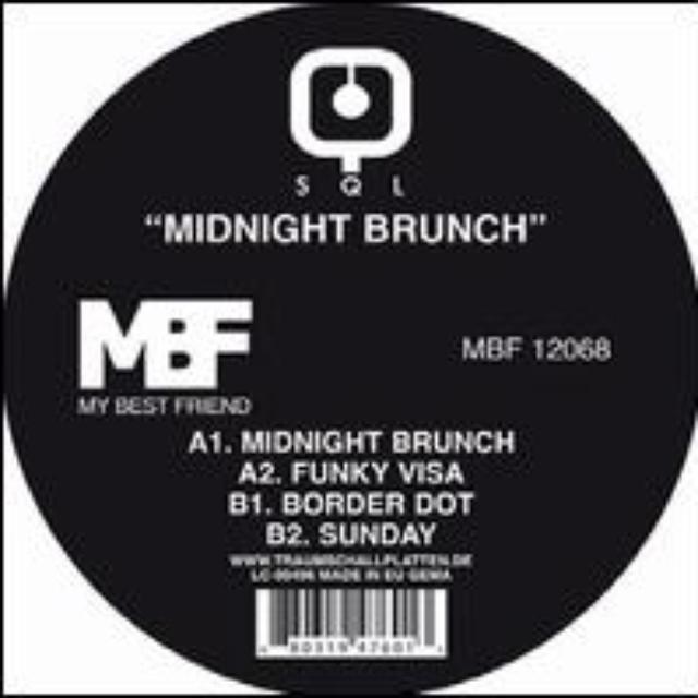Sql MIDNIGHT BRUNCH Vinyl Record