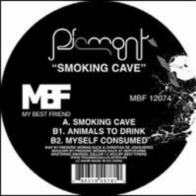Piemont SMOKING CAVE Vinyl Record