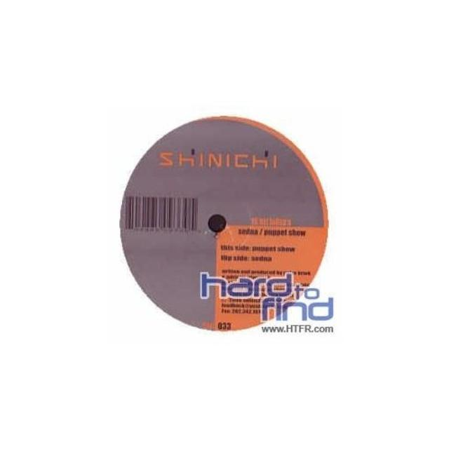 16 Bit Lolitas SEDNA / PUPPETSHOW Vinyl Record