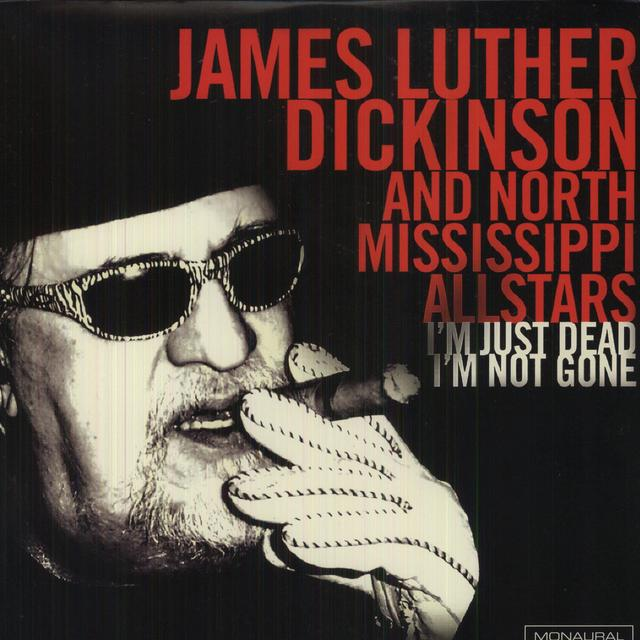 James Luther Dickinson & North Mississippi