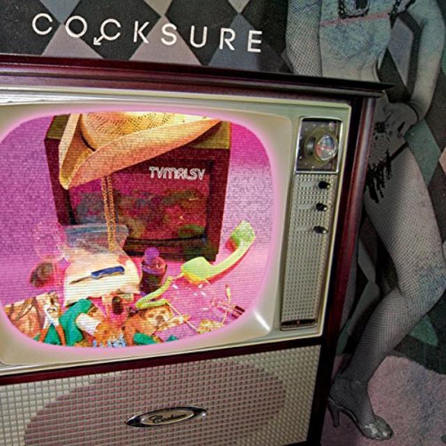 Cocksure TVMALSV Vinyl Record