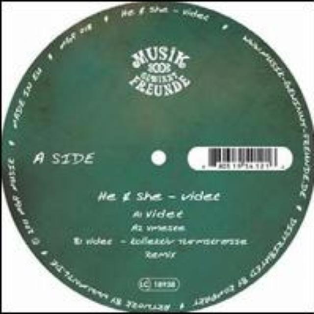 He & She VIDET Vinyl Record