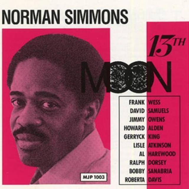 Norman Simmons