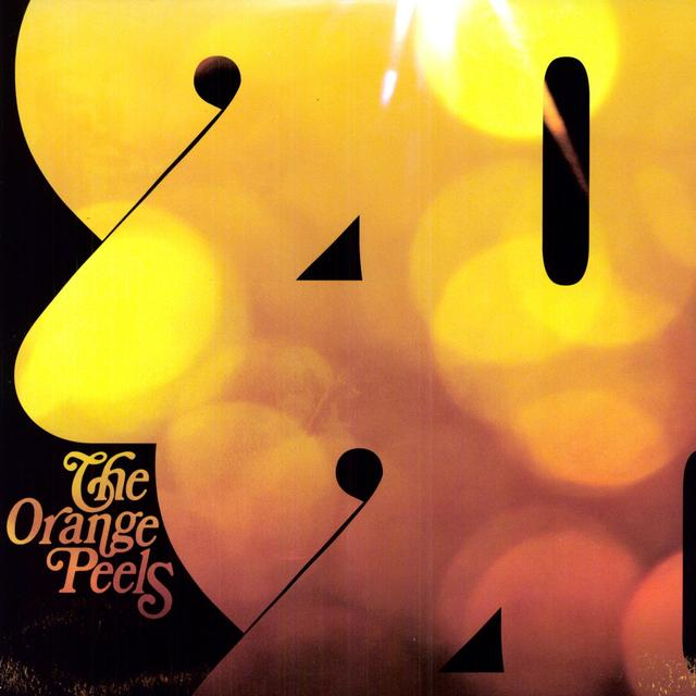 The Orange Peels 2020 Vinyl Record
