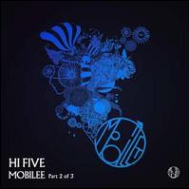 Daniel Stefanik / Marcin Czubala HI FIVE MOBILEE 2 OF 3 Vinyl Record