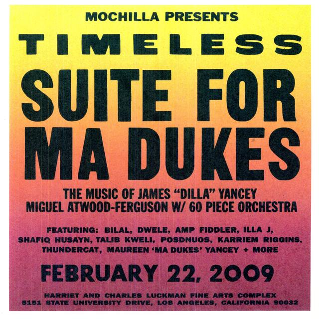 Timeless: Suite For Ma Dukes / Various
