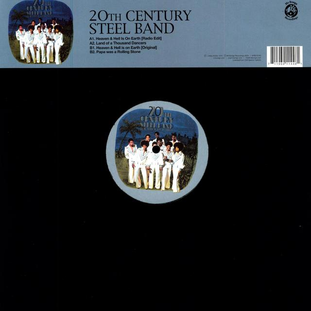 20Th Century Steel Band
