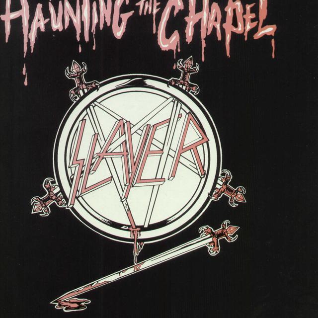 Slayer HAUNTING THE CHAPEL Vinyl Record