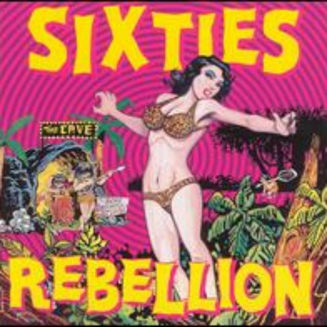 Sixties Rebellion 5: The Cave / Various