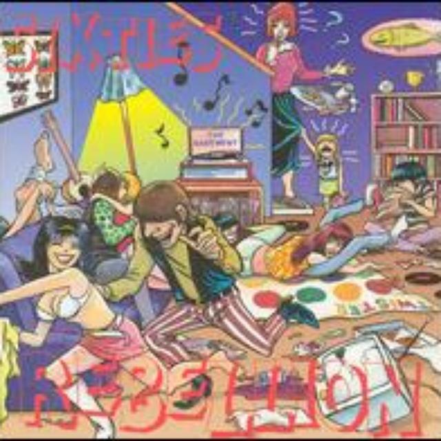 Sixties Rebellion 14: The Basement / Various