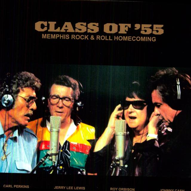 Class Of 55 MEMPHIS ROCK & ROLL HOMECOMING Vinyl Record