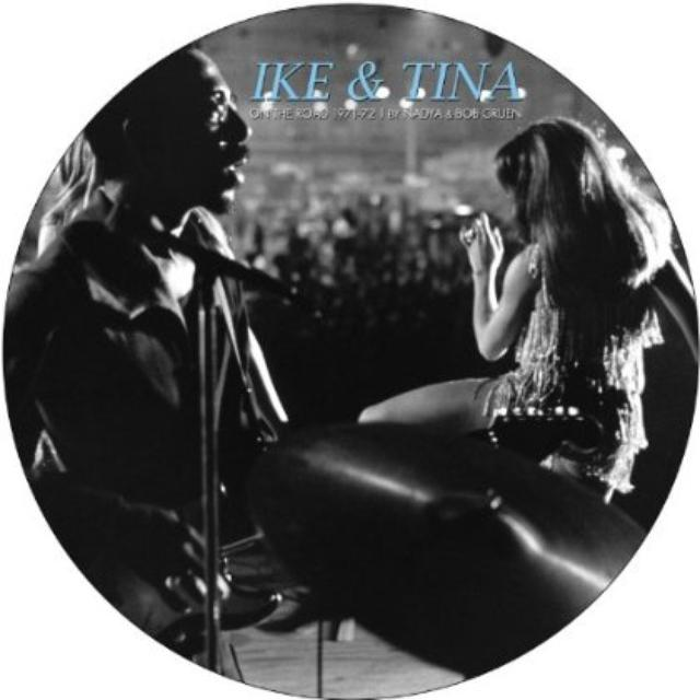 Ike & Tina Turner ON THE ROAD Vinyl Record