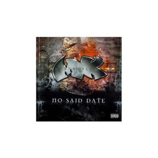 Masta Killa NO SAID DATE Vinyl Record