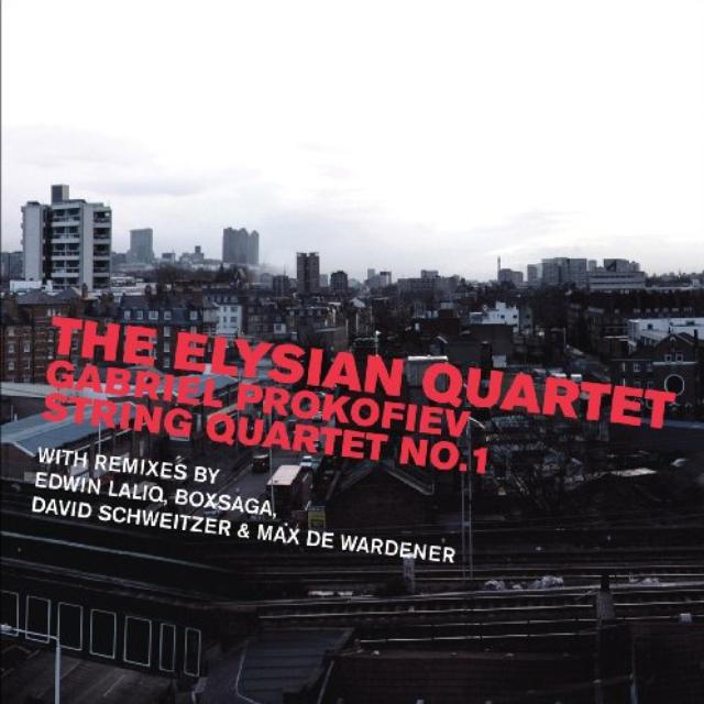 Prokofiev / Elysian Quartet