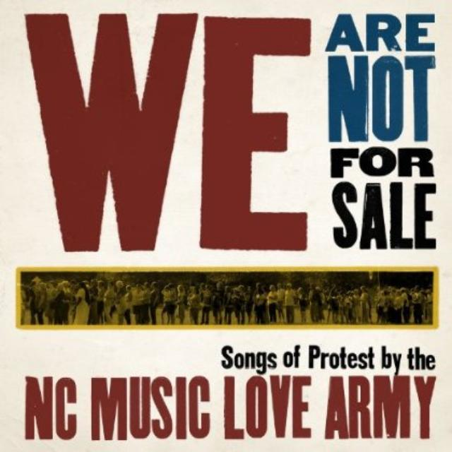 Nc Music Love Army