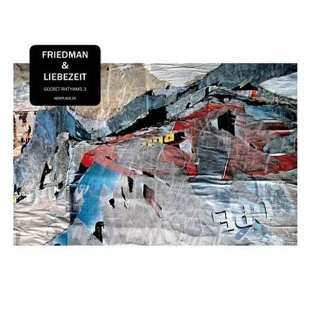 Burnt Friedman / Jaki Liebezeit SECRET RHYTHMS 3 Vinyl Record