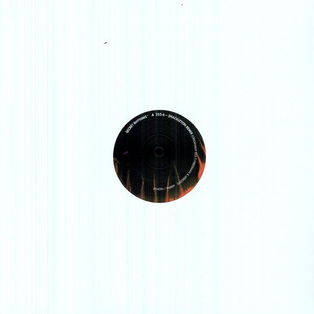 Burnt Friedman / Jaki Liebezeit SECRET RHYTHMS (EP) Vinyl Record