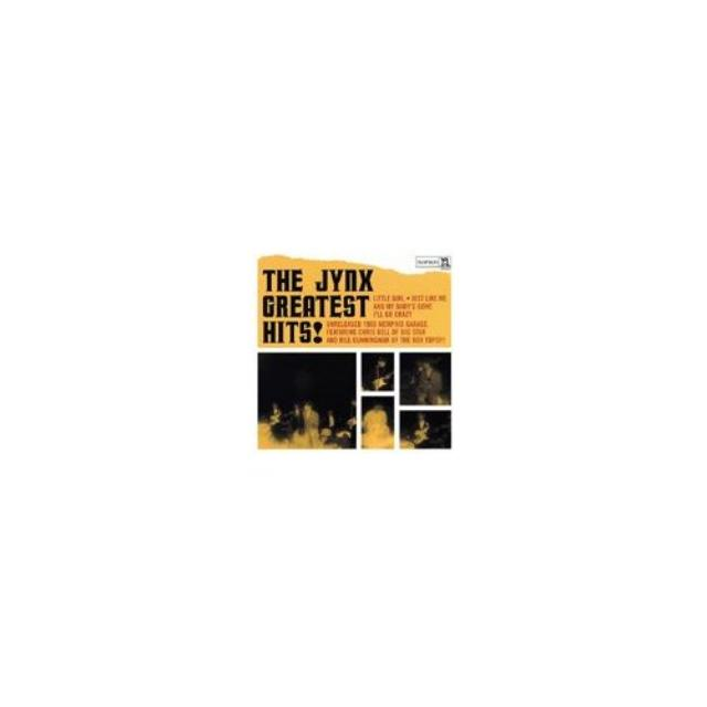 Jynx GREATEST HITS Vinyl Record