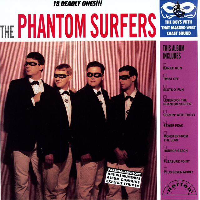 Phantom Surfers