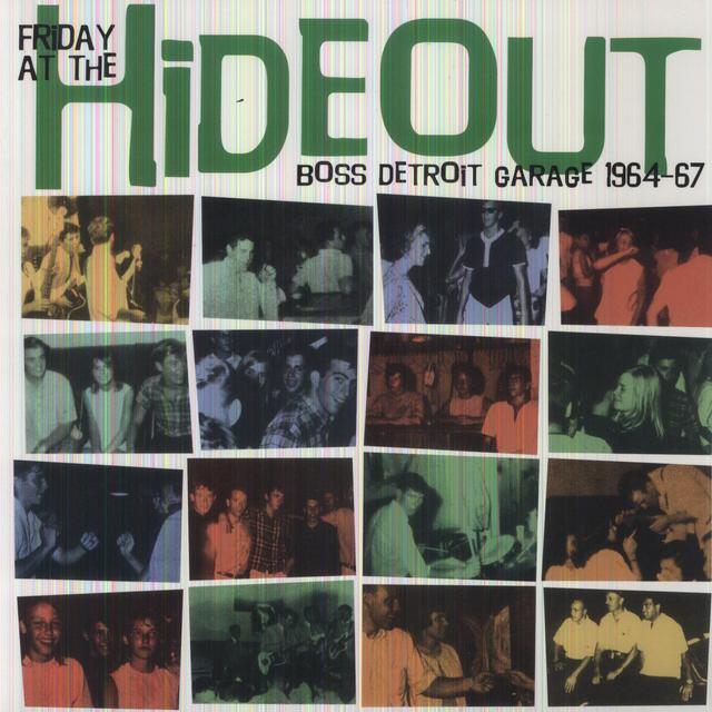 Friday At The Hideout: Boss Detroit Garage / Var