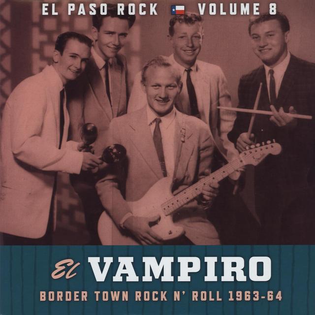 El Vampiro El Paso Rock 8 / Various
