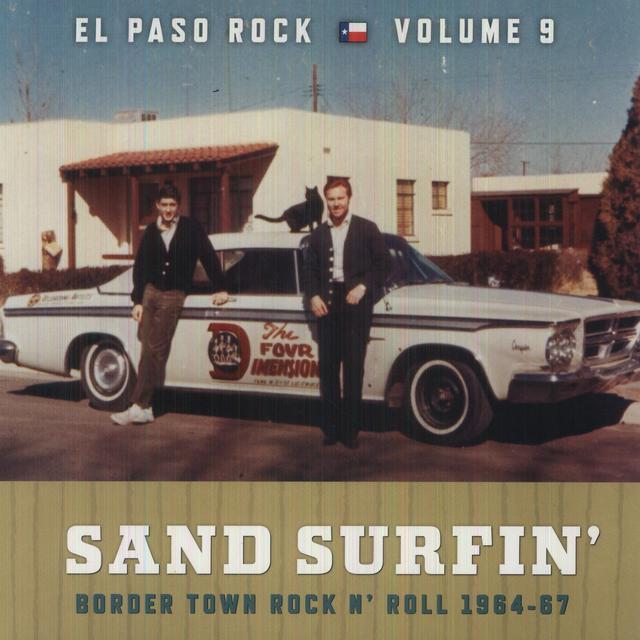 Sand Surfin: El Paso Rock 9 / Various