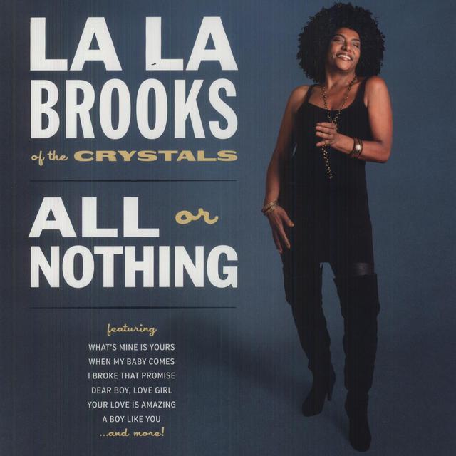 La La Brooks