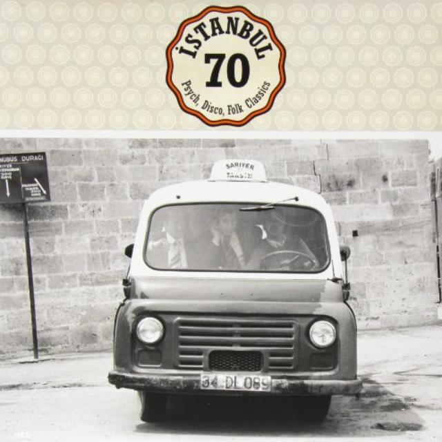 Istanbul 70: Psych Disco Folk Classics / Var