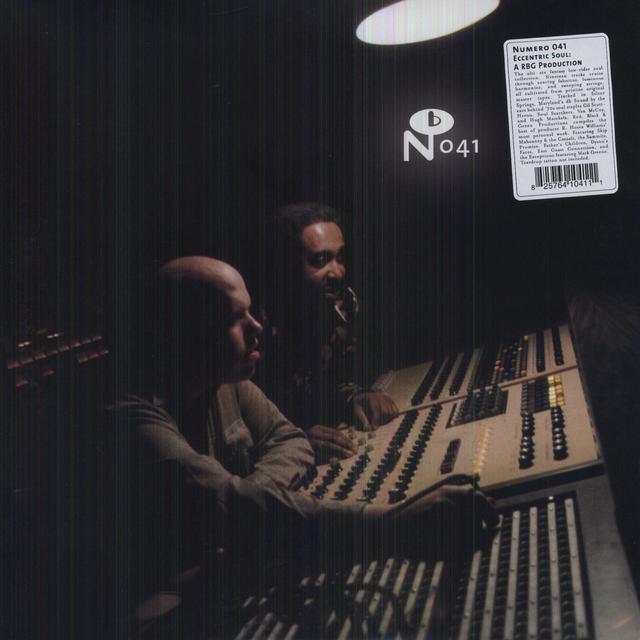 Eccentric Soul: Red Black Green Production / Var