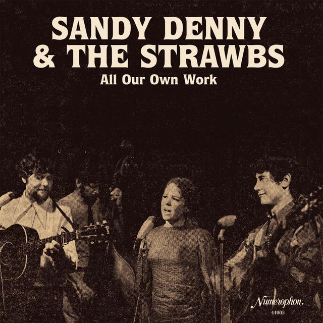 Sandy Denny & The Strawbs