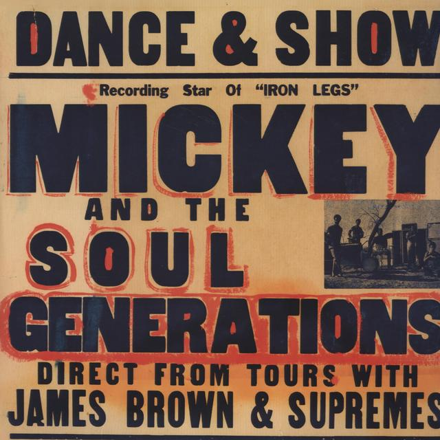 Mickey & The Soul Generation