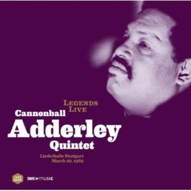Cannonball Adderley & Milt Jackson merch