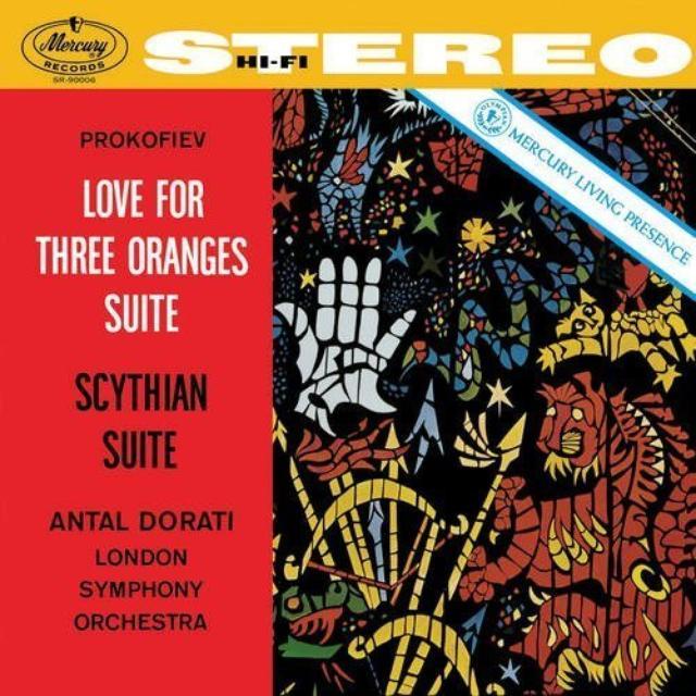 Prokofiev / Dorati / London Symphony Orchestra