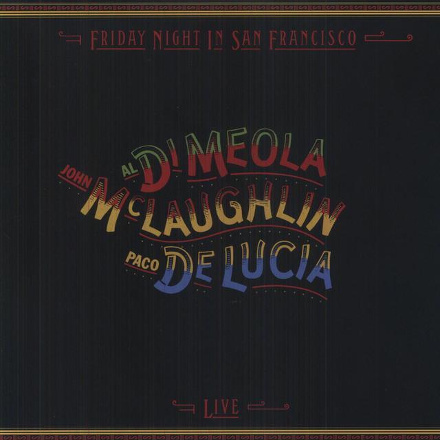 Al Di Meola & John Mclaughlin