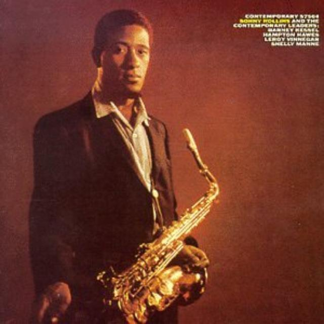 SONNY ROLLINS & CONTEMPORARY LEADERS Vinyl Record