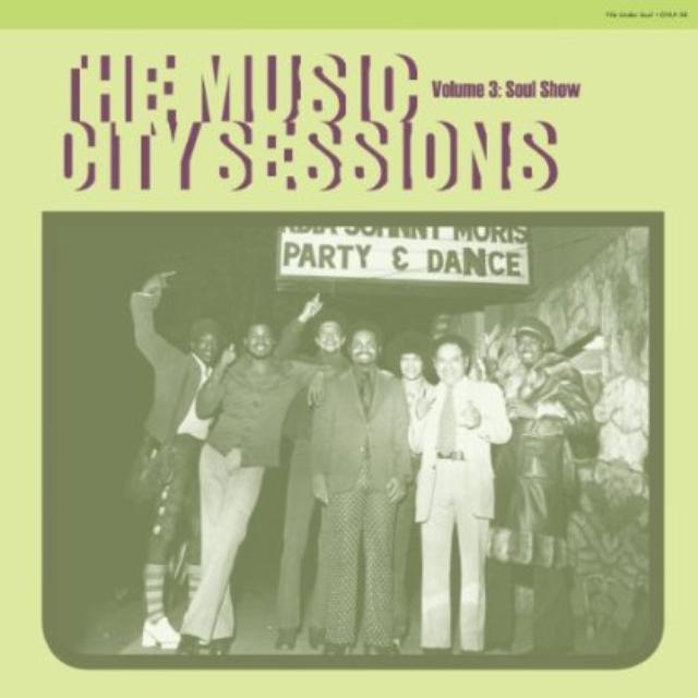 Music City Sessions 3 / Various