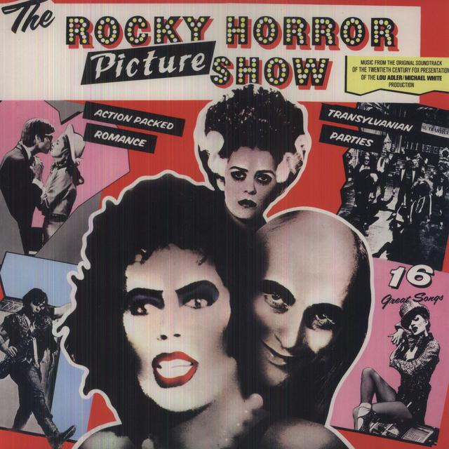 Rocky Horror Picture Show / O.S.T.