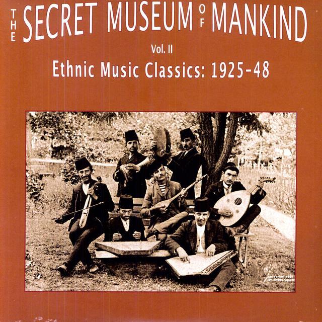 Secret Museum Of Mankind 2: Ethnic Music / Various