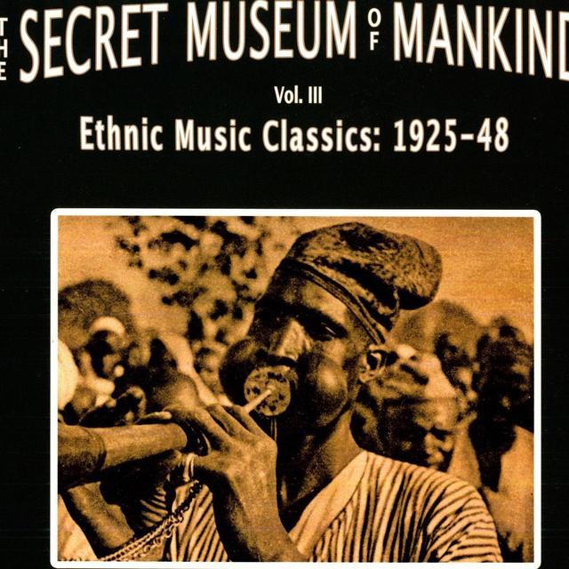 Secret Museum Of Mankind 3: Ethnic Music / Var