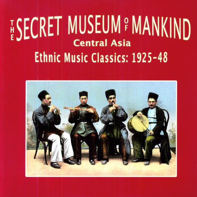 Secret Museum Of Mankind: Central Asia / Various