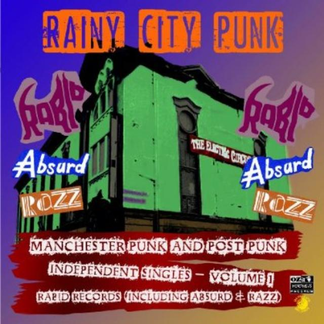 Rainy City Punks / Various