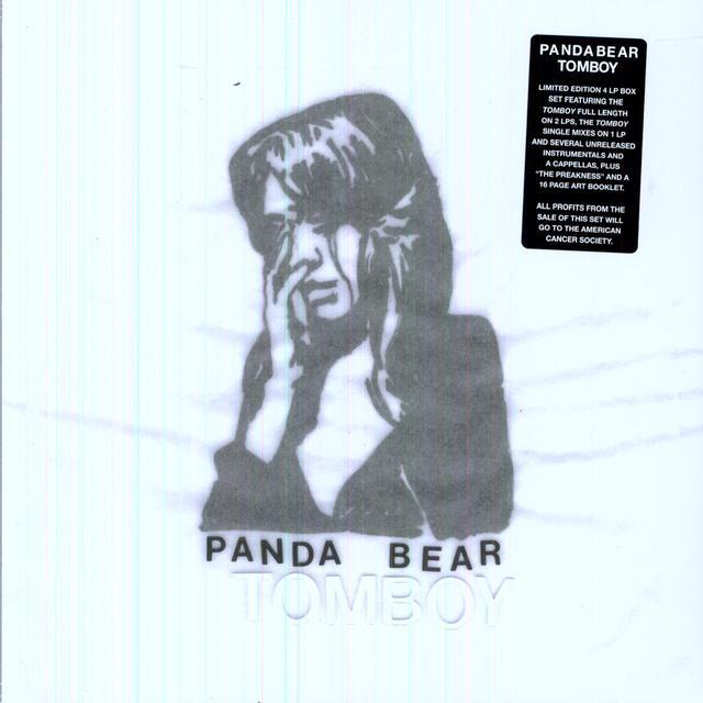 Panda Bear TOMBOY Vinyl Record