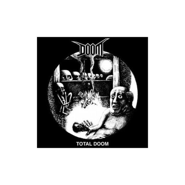 TOTAL DOOM Vinyl Record