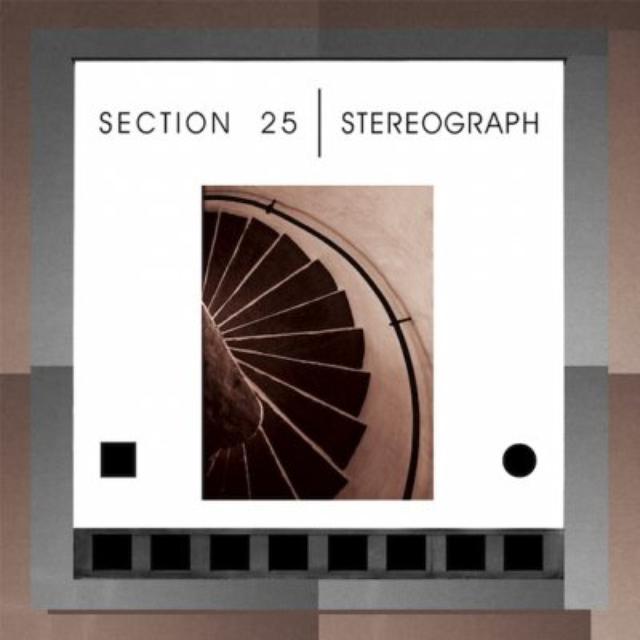 Section 25 / Stereograph SPLIT 12 (EP) Vinyl Record