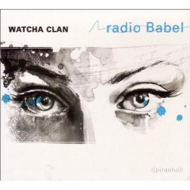 Watcha Clan RADIO BABEL Vinyl Record