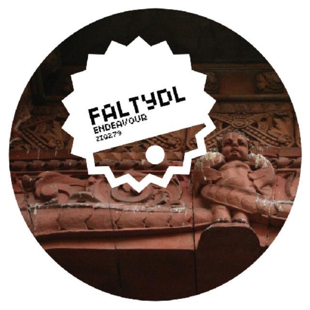 Falty Dl ENDEAVOUR Vinyl Record