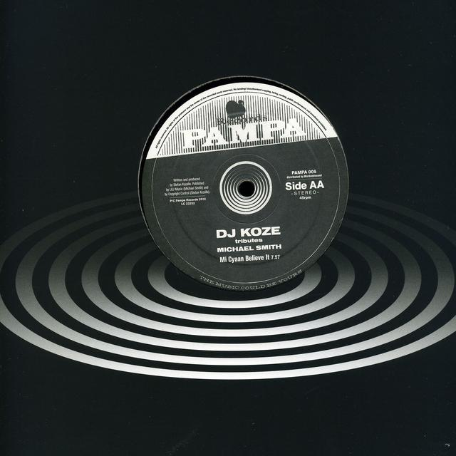Nathan / Dj Koze Fake XMAS RUSH / MI CYAAN BELIEVE Vinyl Record